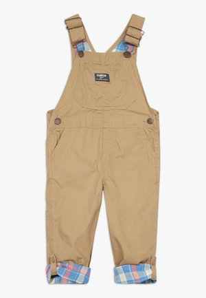 OVERALL - Peto - brown