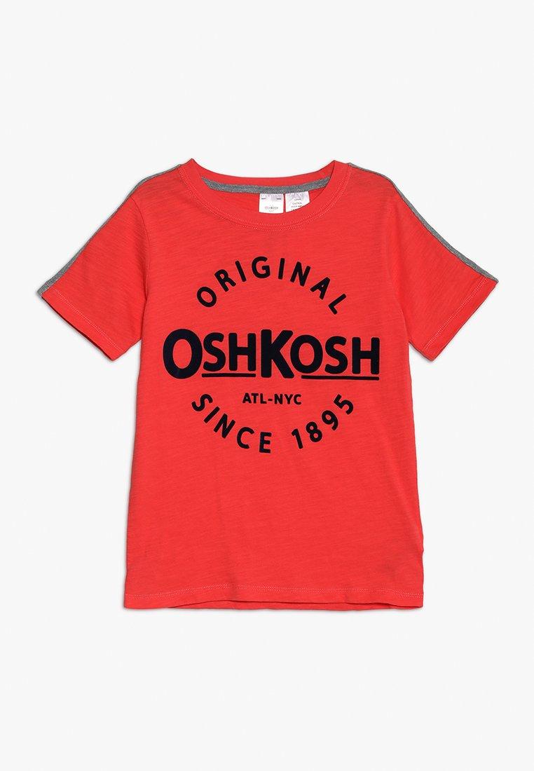 OshKosh - APPLIED TAPE TEE - T-Shirt print - orange