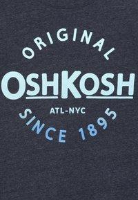 OshKosh - KIDS LOGO - T-shirt à manches longues - blue - 3