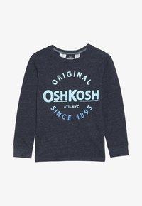 OshKosh - KIDS LOGO - T-shirt à manches longues - blue - 2