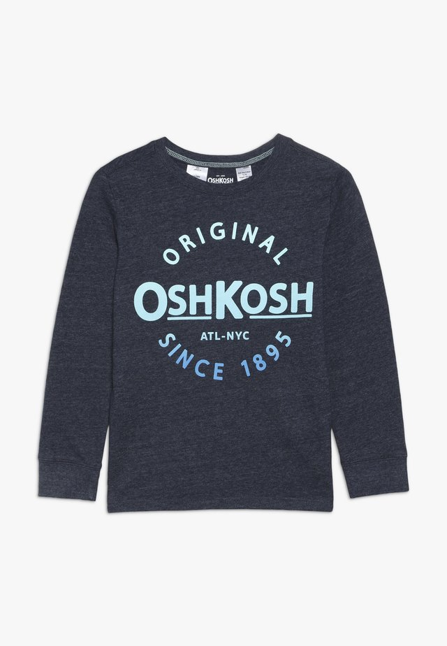 KIDS LOGO - Long sleeved top - blue