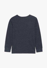 OshKosh - KIDS LOGO - T-shirt à manches longues - blue - 1