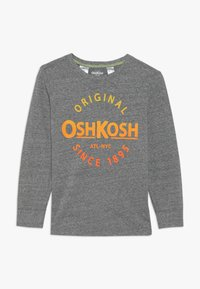 OshKosh - KIDS LOGO  - Longsleeve - heather - 0