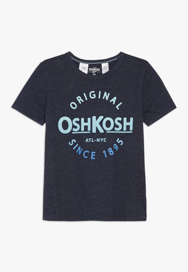 OshKosh - KIDS RINGER TEE - T-shirts med print - dark blue