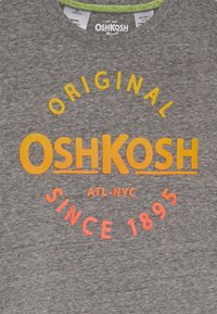 OshKosh - TODDLER LOGO TEE - T-shirt à manches longues - heather - 3