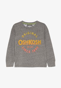 OshKosh - TODDLER LOGO TEE - T-shirt à manches longues - heather - 2