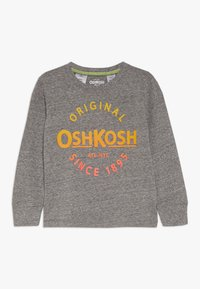 OshKosh - TODDLER LOGO TEE - T-shirt à manches longues - heather - 0