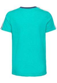 OshKosh - T-shirt imprimé - turquoise - 1