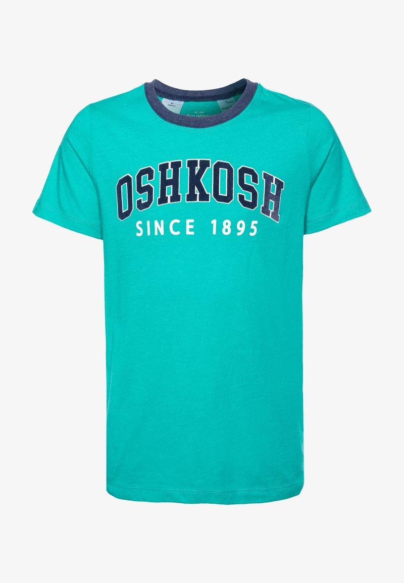 OshKosh - T-shirt imprimé - turquoise