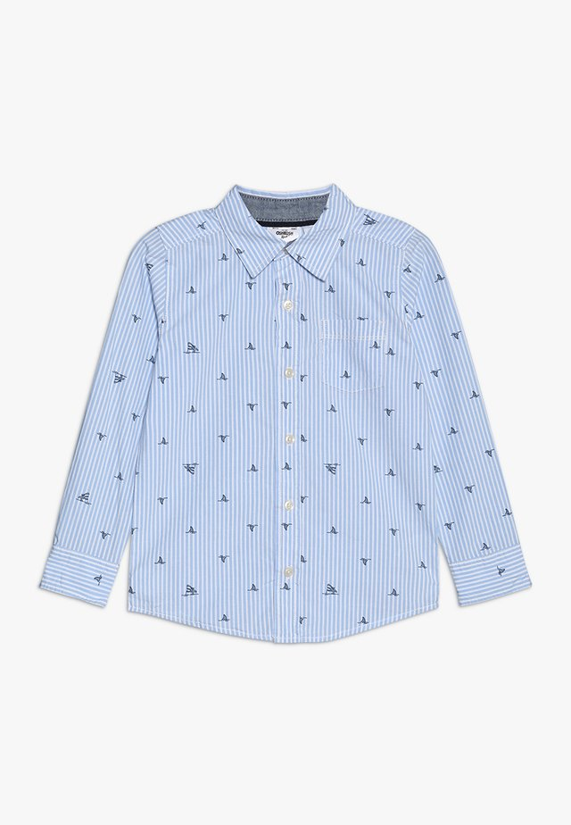 SHOP  - Shirt - dark blue