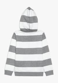 OshKosh - KIDS ZIP HOODIE - Huvtröja med dragkedja - light grey - 1