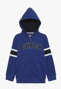 OshKosh - KIDS ZIP HOODIE - Felpa aperta - blue - 0