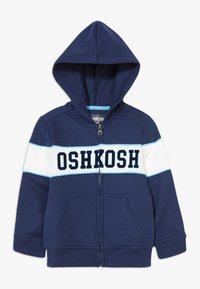 OshKosh - LAYERING - Zip-up hoodie - blue - 0