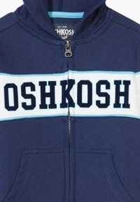 OshKosh - LAYERING - Zip-up hoodie - blue - 3