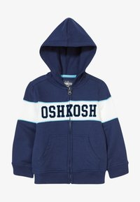 OshKosh - LAYERING - Zip-up hoodie - blue - 2