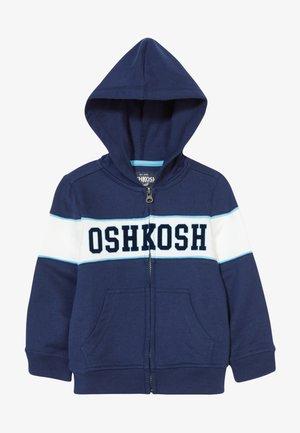 LAYERING - Zip-up hoodie - blue