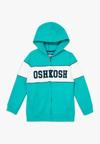 OshKosh - LAYERING - Zip-up hoodie - turquoise - 0