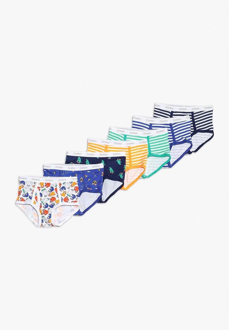 OshKosh - BOYS UNDERWEAR 7 PACK  - Slip - white