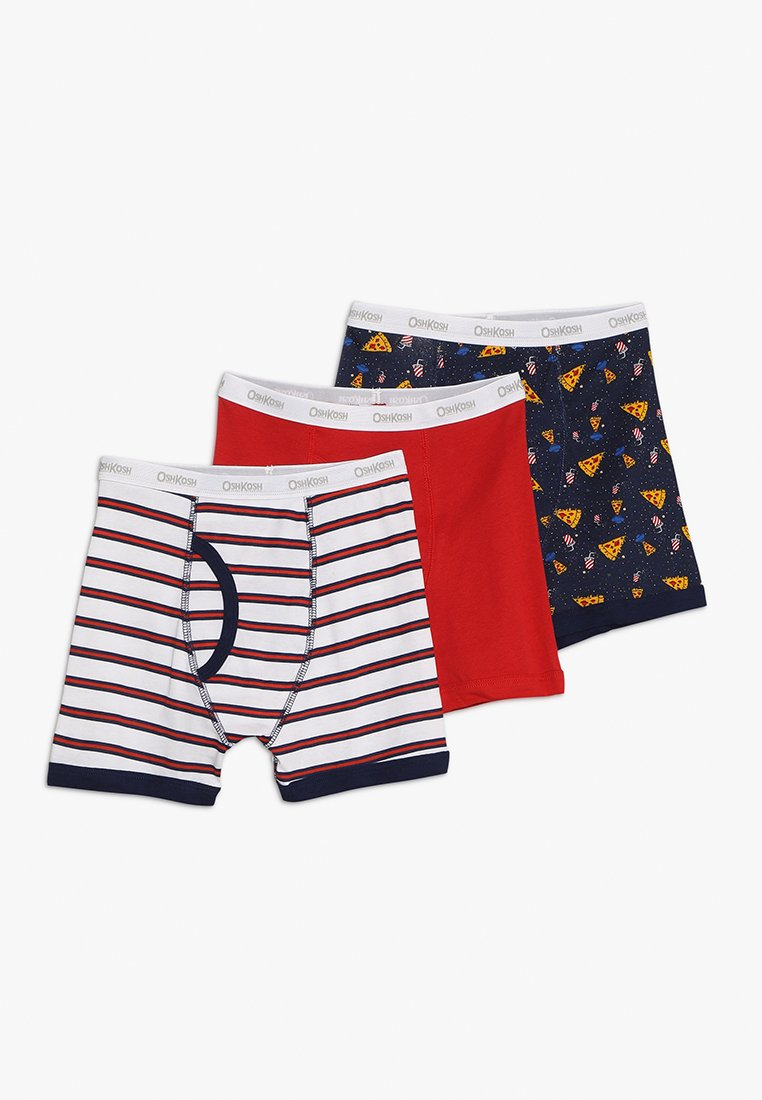 OshKosh - BOYS BOXER BRIEF 3 PACK - Underbukse - red
