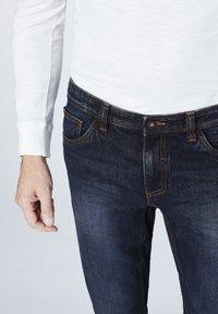 Oklahoma Premium - Straight leg jeans - blue - 3
