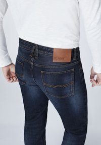 Oklahoma Premium - Straight leg jeans - blue - 4