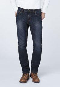 Oklahoma Premium - Straight leg jeans - blue - 0