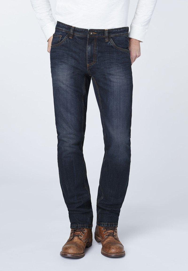 Oklahoma Premium - Straight leg jeans - blue