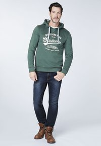 Oklahoma Premium - Straight leg jeans - blue - 1