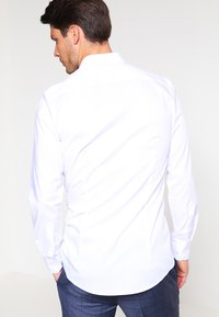 OLYMP - SUPER SLIM FIT  - Formální košile - weiss - 2