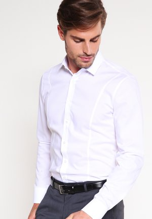 OLYMP NO.6 SUPER SLIM FIT - Chemise - weiss
