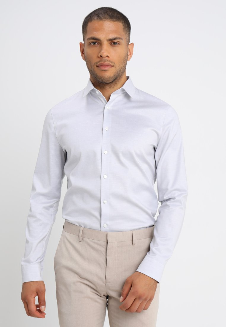 OLYMP No. Six - Camicia elegante - grau