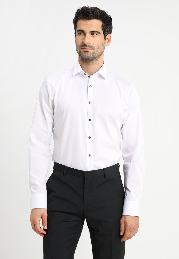 OLYMP - SUPER SLIM FIT - Formal shirt - weiss