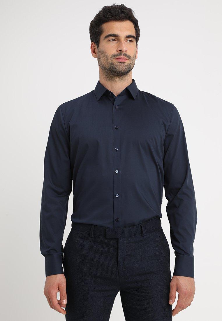 OLYMP - SUPER SLIM FIT - Formal shirt - marine