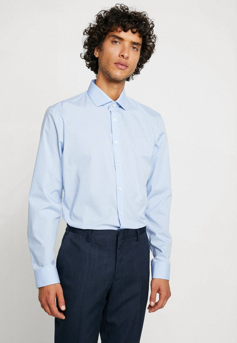OLYMP - SUPER SLIM FIT - Businesshemd - bleu