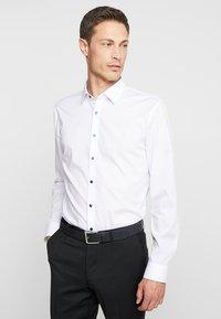OLYMP - Formal shirt - white - 0