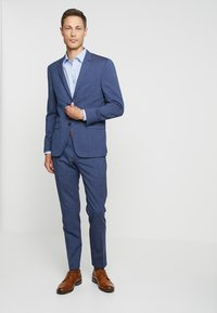 OLYMP - SUPER SLIM FIT - Formal shirt - bleu - 1