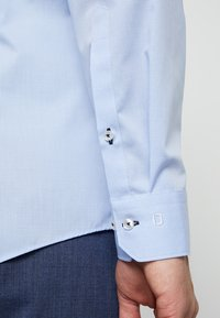 OLYMP - SUPER SLIM FIT - Formal shirt - bleu - 5