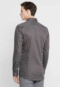 OLYMP - SUPER SLIM FIT - Formal shirt - greygreen - 2