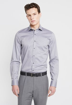 SUPER SLIM FIT - Formal shirt - grey