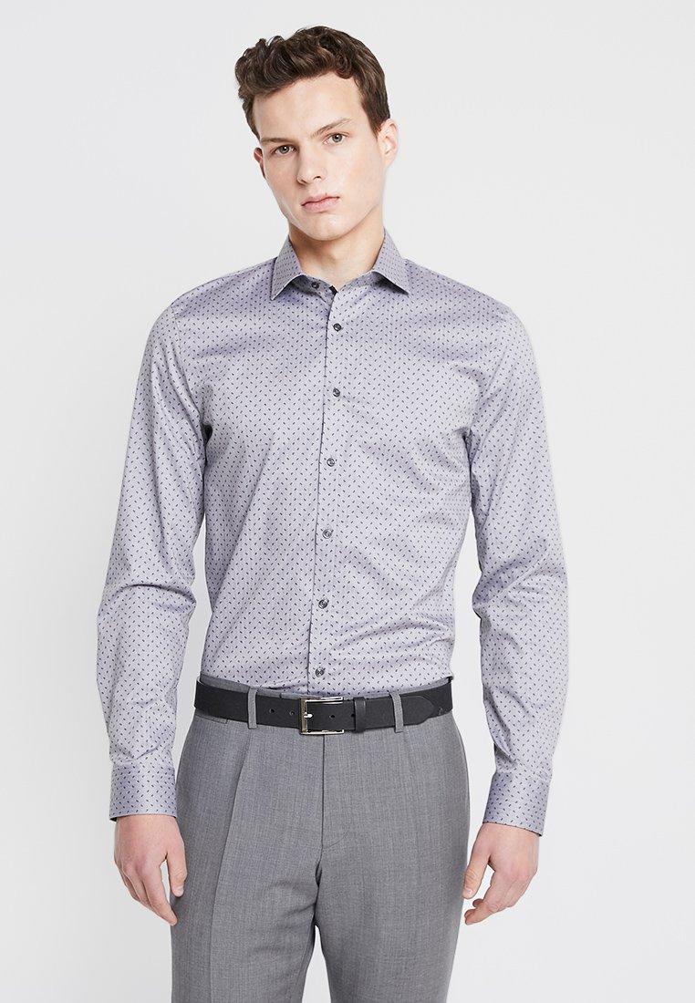 OLYMP - SUPER SLIM FIT - Formal shirt - grey