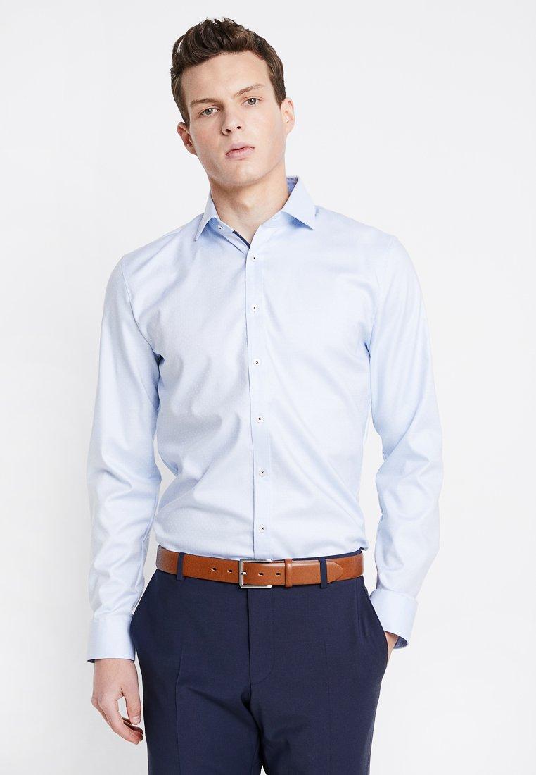 OLYMP - SUPER SLIM FIT - Shirt - bleu