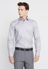 OLYMP - SUPER SLIM FIT - Košile - grey - 0