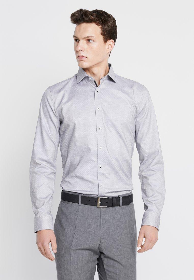 OLYMP - SUPER SLIM FIT - Košile - grey