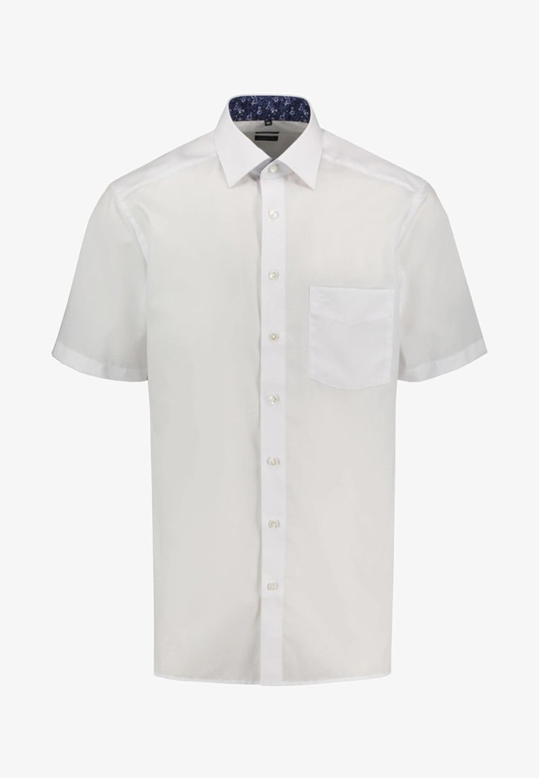 OLYMP - Shirt - white