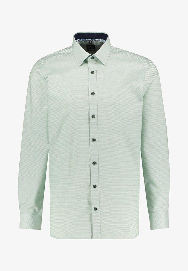 OLYMP LEVEL 5 BODY FIT  - Shirt - green
