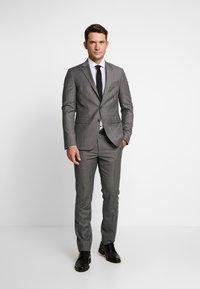 OLYMP - OLYMP LEVEL 5 BODY FIT  - Camicia elegante - schwarz - 1