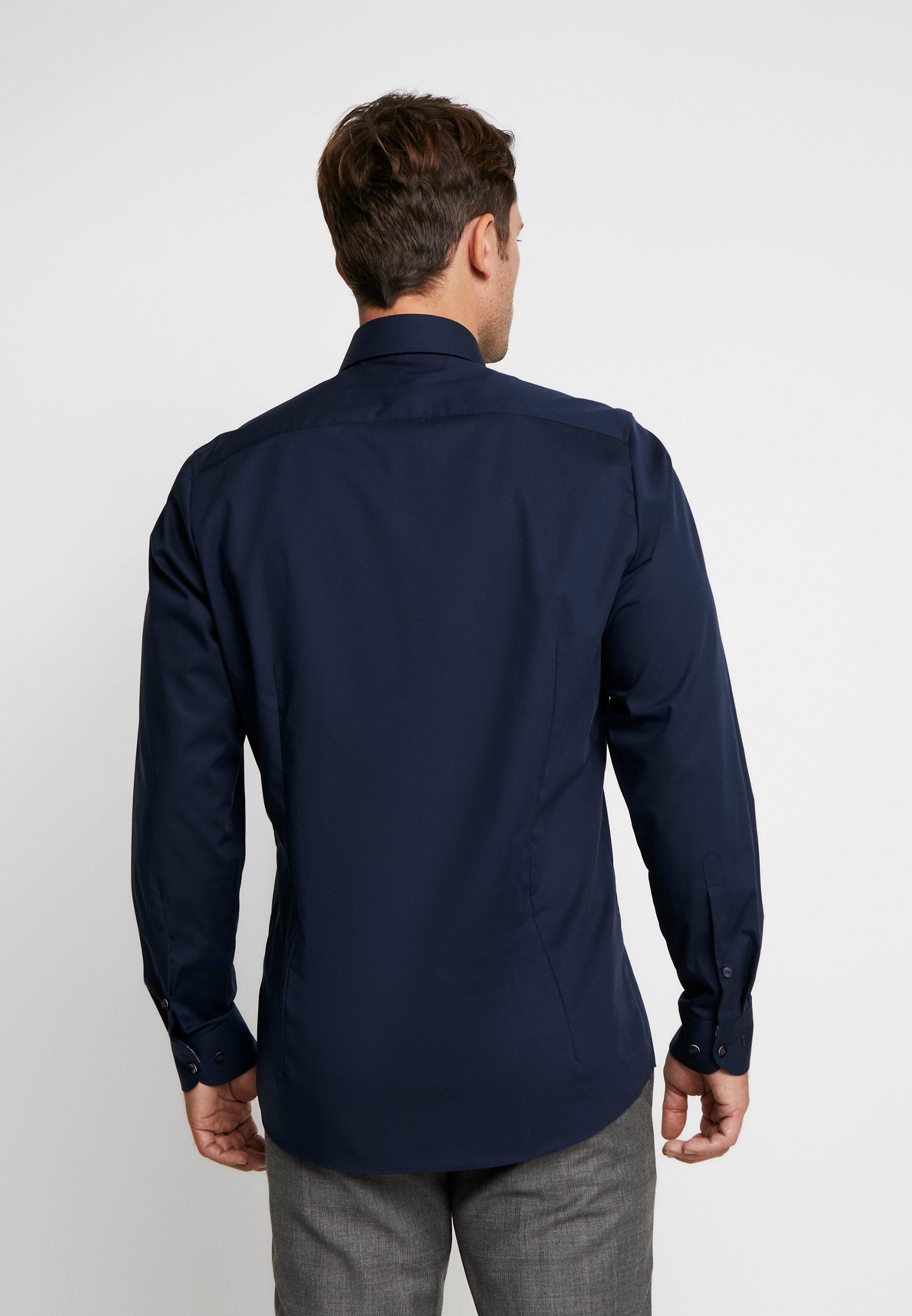 OLYMP OLYMP LEVEL 5 BODY FIT  - Koszula biznesowa - kobalt