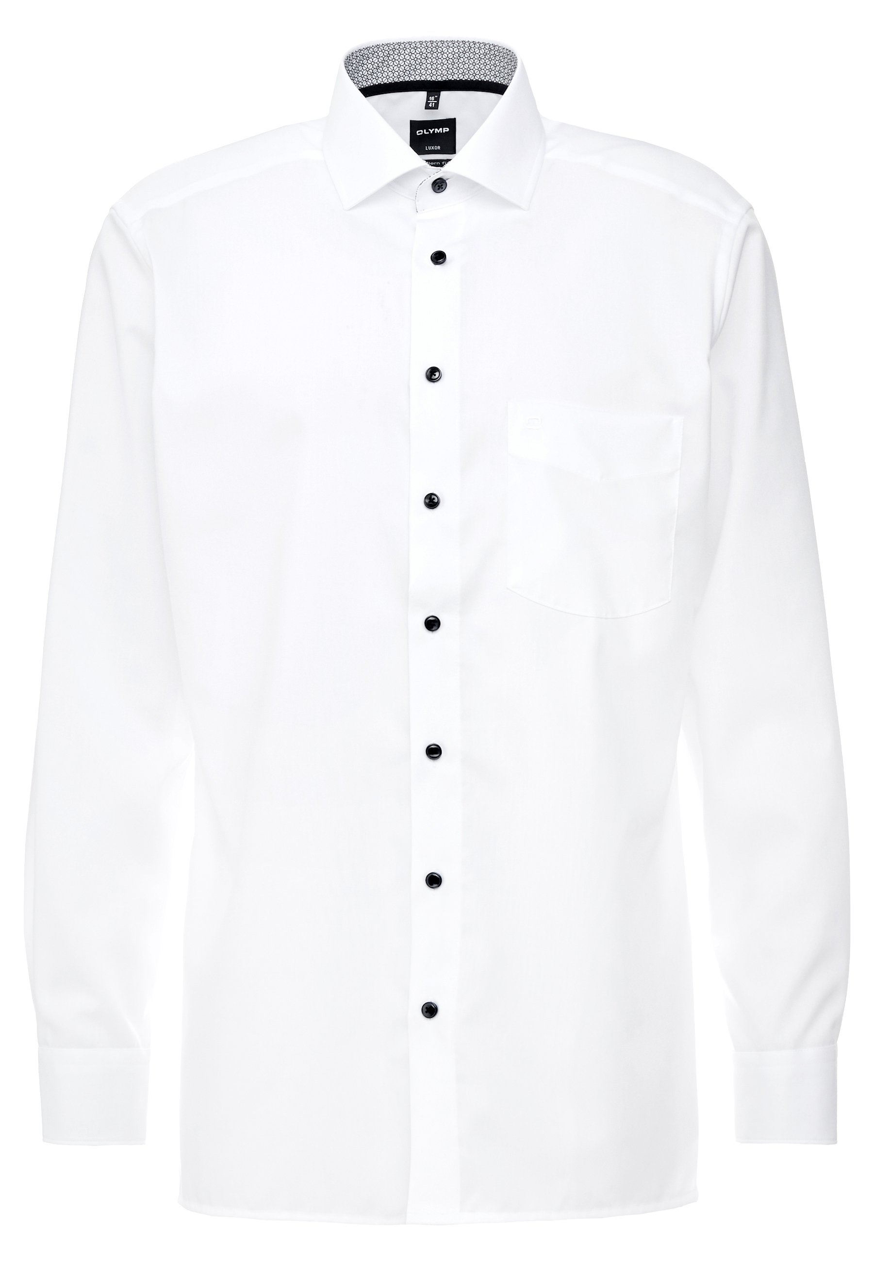 OLYMP OLYMP LUXOR MODERN FIT - Koszula biznesowa - anthrazit