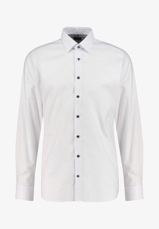 OLYMP LEVEL 5 BODY FIT  - Shirt - white
