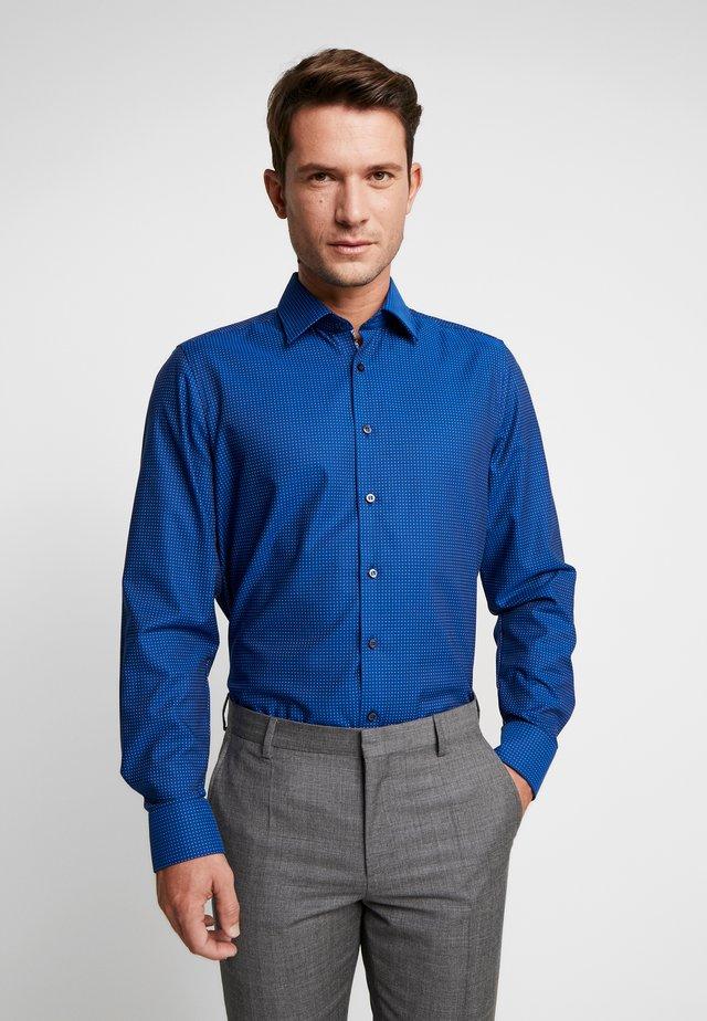OLYMP LEVEL 5 BODY FIT  - Shirt - marine